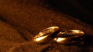 Our Engagement Rings by iremtural
