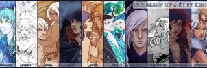 Art summary 2014 by Kimir-Ra