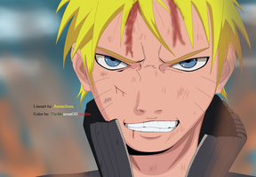 Well Done ~ Naruto Shippuden by TheMuseumOfJeanette