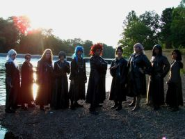 The Organization Assembled by Kingdom-Cosplay-Pro