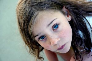 Blue Eyes by Mecca8