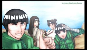 Team gai says...THANKS XD by h-ozuno