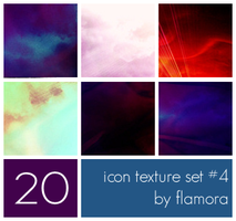 Icon Texture Set Four. by flamora