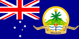 Flag of Mindoria by Fridip
