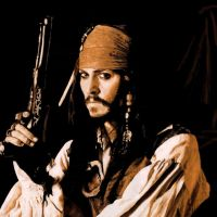 Johnny Depp as Jack Sparrow by tribbs