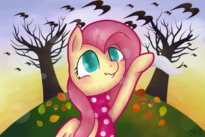 Bye Bye Autumn! by Keep-Yourself-Alive