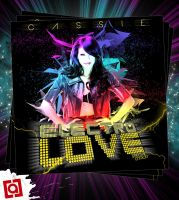 cassie cd cover design by keyotz08