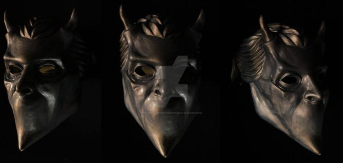 Nameless Ghouls  Mask by StudioLaboratorio51