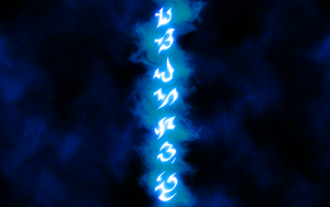 Frostmourne Runes by TheOnlyBezo
