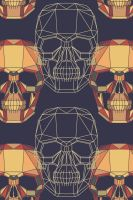 Skull Halloween Wallpaper by PimpYourScreen