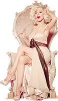 Christina Aguilera PNG HQ #3 by ValeVelez-222