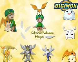 Digimon Adventure Taker by LucyNickBakura