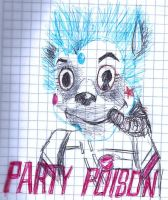 PARTY POISON by 7darkway