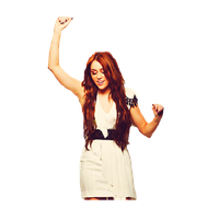 Miley Cyrus PNG by me by chicastecnologicas21