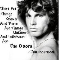 Jim Morrison-The Doors by aquaseafoamshame