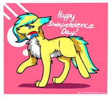 Independence Day by Zoruannartist68
