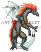 Dameon by Magelet