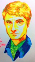 John Watson BBC highlighter art by angelz-devil