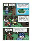Despondent Mega Man Island of Misfit Game Part 6 by JesseDuRona