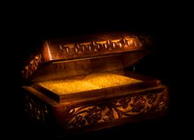Treasure chest by pqphotography