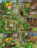 Legend of Zelda fan fic pg5 by girldirtbiker