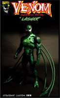 SYMBIOTE ' LASHER ' by STANJOKER