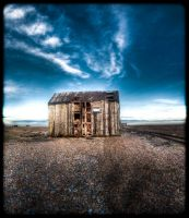 Shack On Shingle by Willbo91