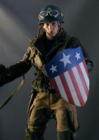 Hot Toys Captain America Rescue Version 1 by maulsballs