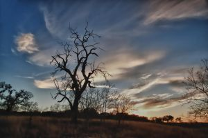 Sunset over Canyon Lake by DFWHDR