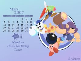 Wallpaper March 2007 by Eniotna
