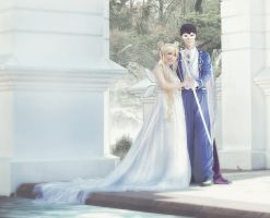The King and The Queen by bahenol
