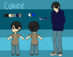 Cohee :ref sheet: by avaKados