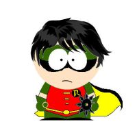 SP Young Justice: Robin by Adam430k