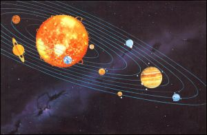 Solar System by jerpalmen