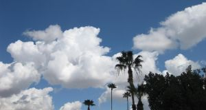 Clouds 030315 01 by acurmudgeon