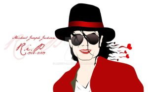 R.I.P Michael Jackson by Meggy-MJJ