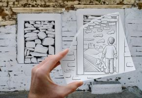 Pencil Vs Camera - 46 by BenHeine