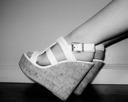 Summer shoes by SerenityStyles