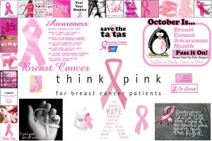 Breast Cancer Awareness Bkgrnd by Kyowell