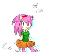 Classic Amy by Amaranth-Pink
