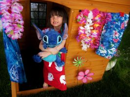 Little Soul: Lilo and Stitch Cosplay! by onionhead1