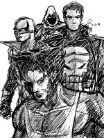 Defenders by Archonyto