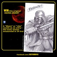 Revenge of the Sixth giveaway by sketchboy01