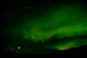 Northern Lights VII by CarpathianWolf