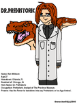 Dr. Prehistoric Marvel OC by true-redemption88