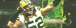Clay Matthews 01 by eeryvision