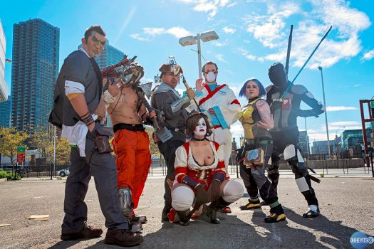 Borderlands by OhHeyItsSK