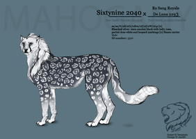 The 6th Royale De Luna 3526 by SheduMaster