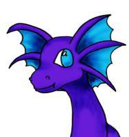 Baby Dragon by misinterpretated