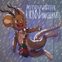 Merry whatever by haklar